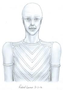 Alien- Andromedan picture - Sensilla